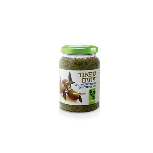 Picture of ממרח זיתים ירוק