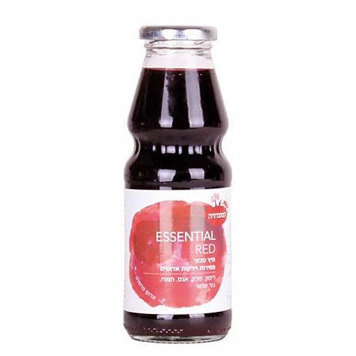 Picture of מיץ טבעי מפירות וירקות אדומים
