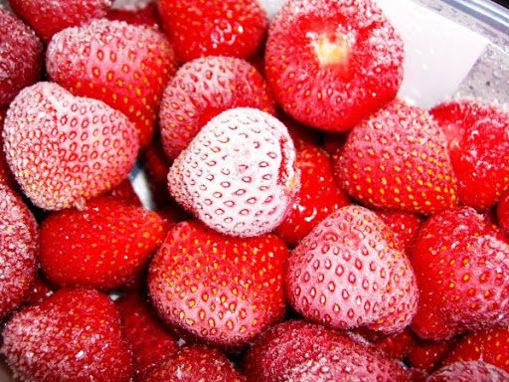 Picture of פרי קפוא תות